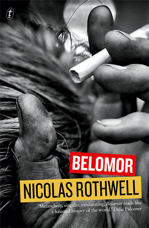 Belomor by Nicolas Rothwell