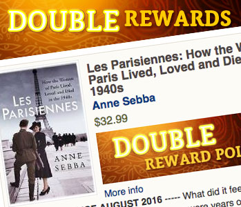 Save more with Double Rewards at Abbey's