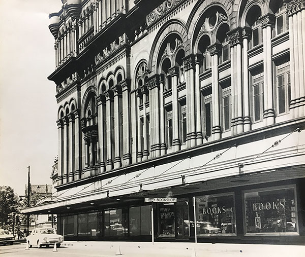 Abbey's on George Street in the QVB