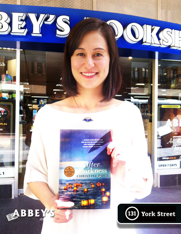 After Darkness by Christine Piper at Abbey's Bookshop 131 York Street, Sydney