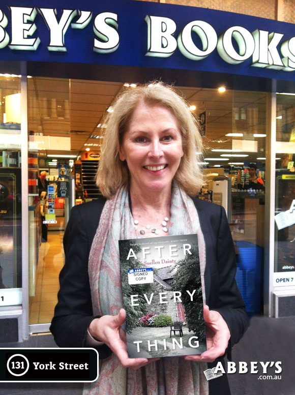 After Everything by Suellen Dainty at Abbey's Bookshop 131 York Street, Sydney