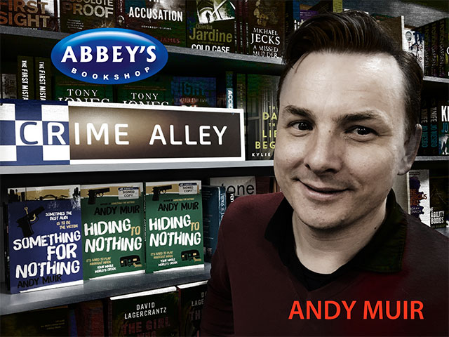Andy Muir in Crime Alley