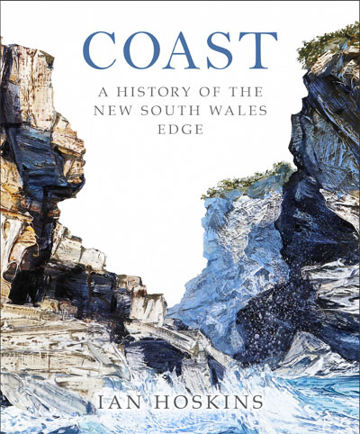 Coast by Ian Hoskins at Abbey's Bookshop 131 York Street, Sydney
