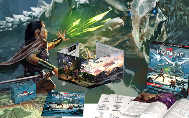 Essentials Kit (D&D Dungeons & Dragons)
