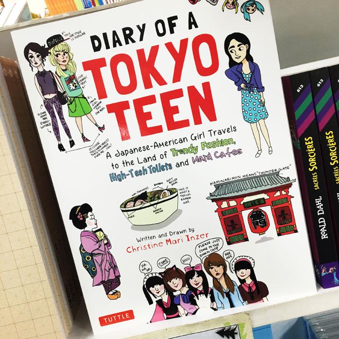 Diary of a Tokyo Teen at 131 York Street Sydney