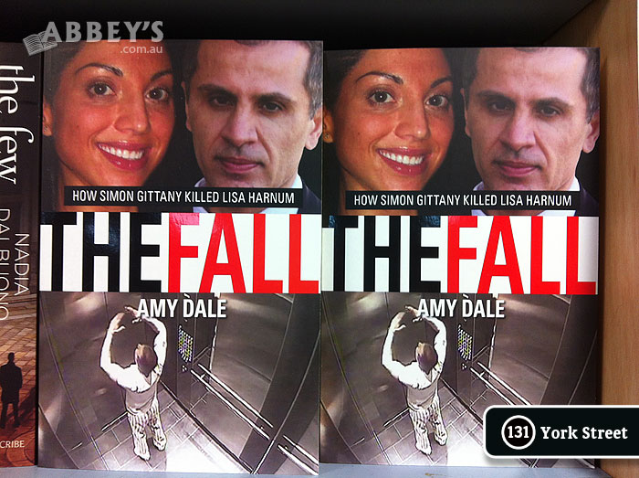 The Fall by Amy Dale at Abbey's Bookshop 131 York Street, Sydney