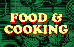 Food & Cooking Books