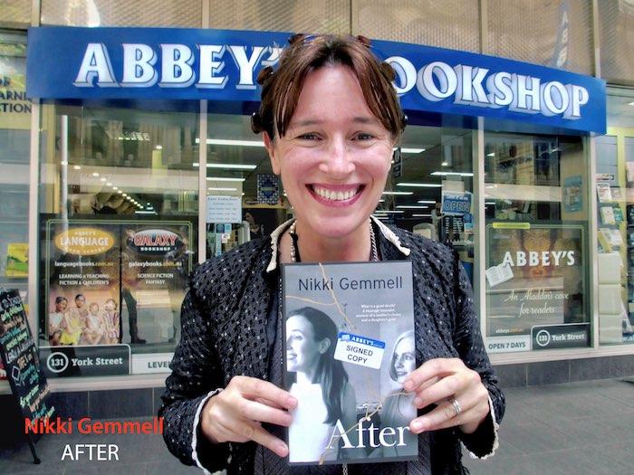 After by Nikki Gemmell at 131 York Street, Sydney