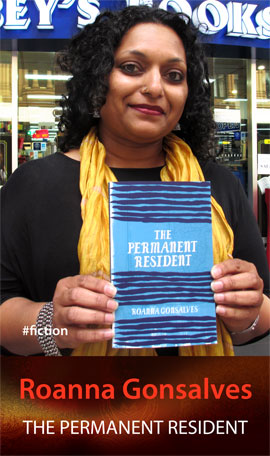 The Permanent Resident by Roanna Gonsalves at Abbey's Bookshop 131 York Street Sydney