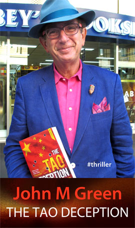 The Tao Deception: Tori Swyft #2 by John M Green at Abbey's Bookshop 131 York Street Sydney