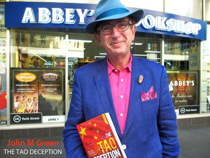 The Tao Deception: Tori Swyft #2 by John M Green at Abbey's Bookshop 131 York Street Sydney