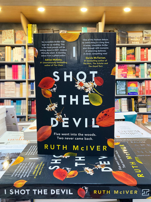 I shot the devil by ruth mciver