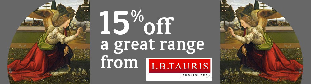 Save 15% during the month of May on this great range from IB Taurus Publishing
