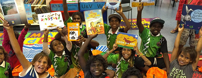Young indigenous readers
