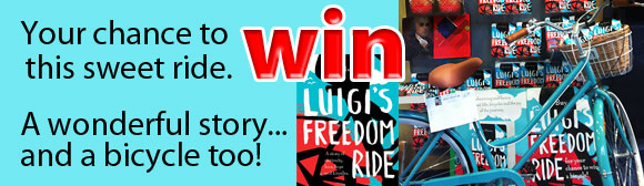 Win this wonderful vintage styled bike!