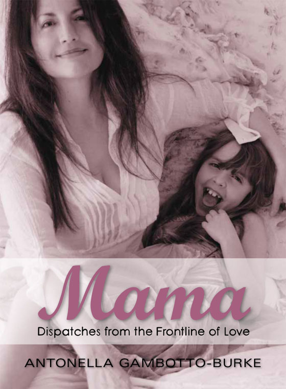 Mama by Antonella Gambotto-Burke at Abbey's Bookshop 131 York Street, Sydney