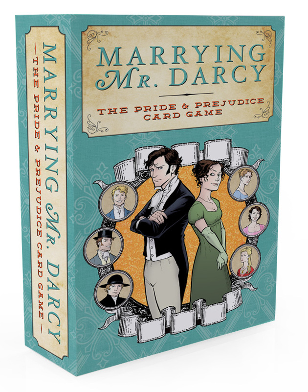Marrying Mr Darcy Game at Abbey's Bookshop 131 York Street, Sydney