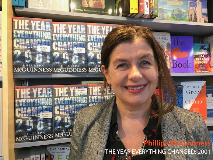 The Year Everything Changed: 2001 by Phillipa McGuinness