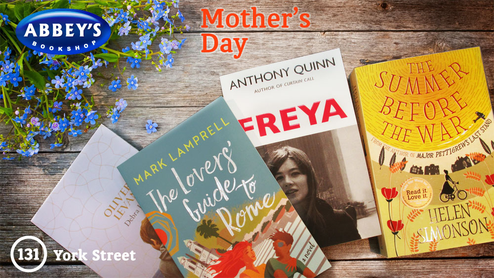 Pick a bunch of beauties from our Mother's Day book bouquet