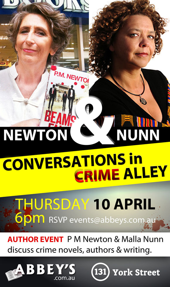 Newton & Nunn at Abbey's Bookshop