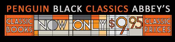 Penguin Black Classics in stock at Abbey's