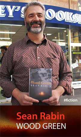 Wood Green by Sean Rabin at Abbey's Bookshop 131 York Street Sydney