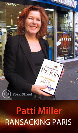 Ransacking Paris: A Year With Montaigne and Friends by Patti Miller at Abbey's Bookshop 131 York Street, Sydney