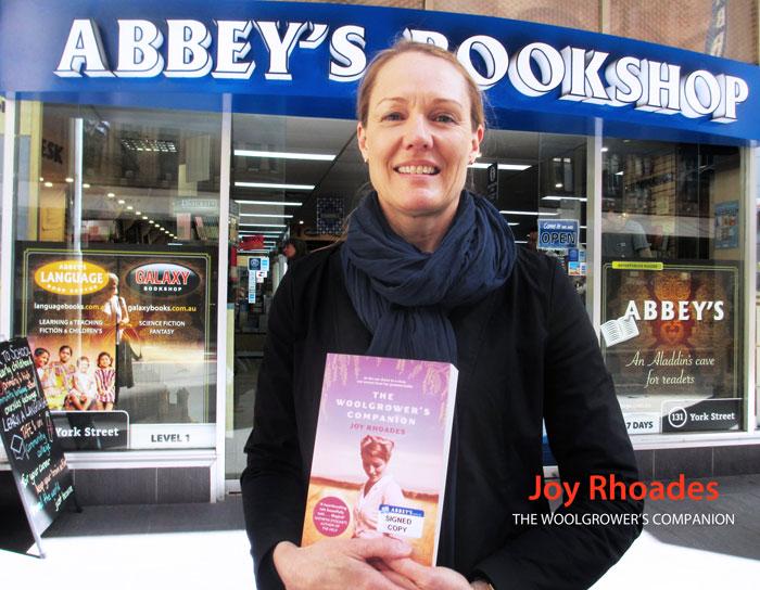The Woolgrower's Companion by Joy Rhoades at 131 York Street Sydney
