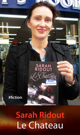 Le Chateau by Sarah Ridout at Abbey's Bookshop 131 York Street Sydney