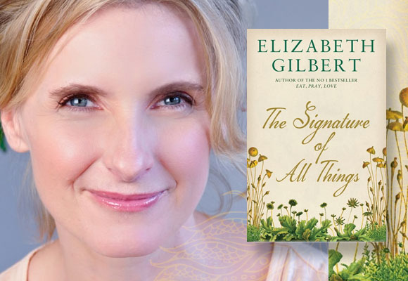 The Signature of All Things by Elizabeth Gilbert at Abbey's Bookshop 131 York Street, Sydney