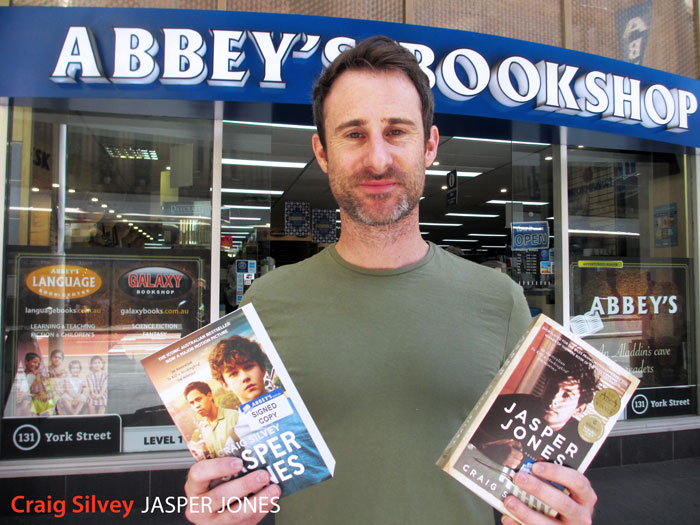 Jasper Jones by Craig Silvey at 131 York Street Sydney