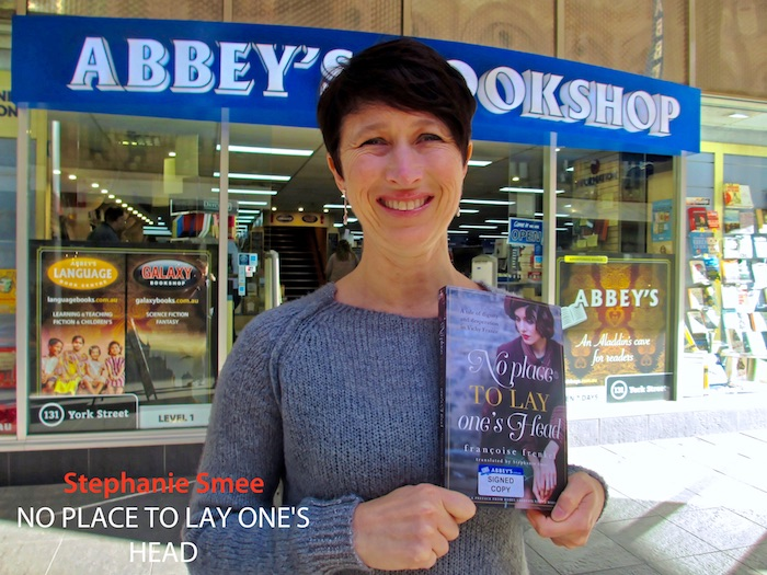 No Place To Lay One's Head by Francoise Frenkel (Translated by Stephanie Smee) at 131 York Street Sydney