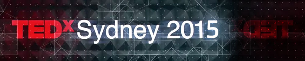 TEDx Sydney 2015 - 20% Special Limited Time Offer