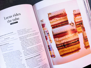 The Zumbo Files page spread 2