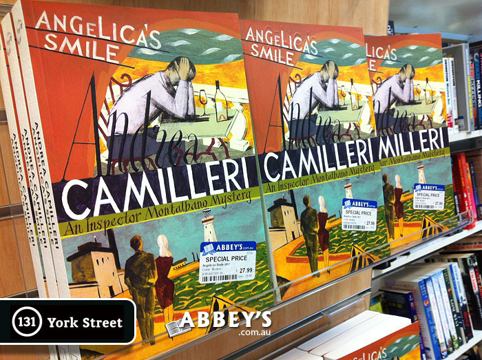 Angelica's Smile: Inspector Montalbano #17 by Andrea Camilleri at Abbey's Bookshop 131 York Street, Sydney