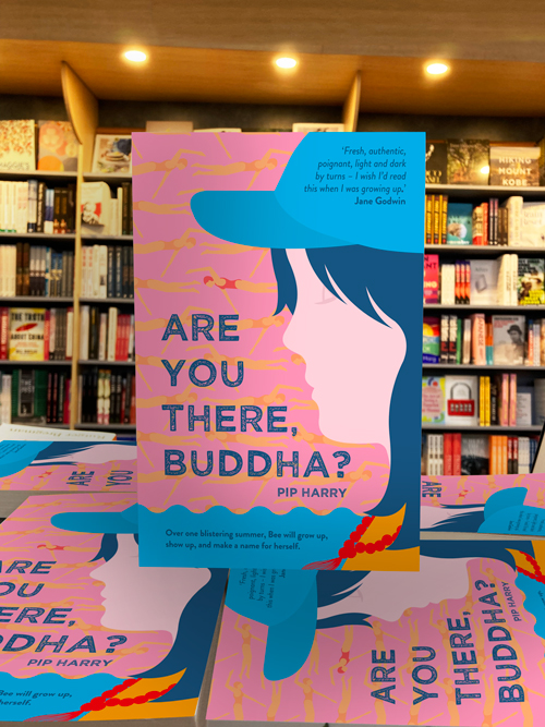 are you there buddha by pip harry