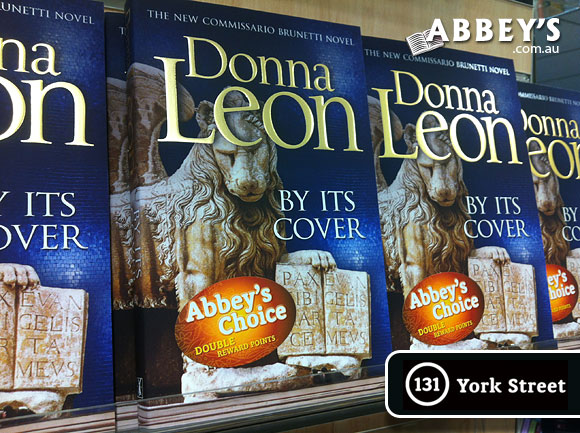 By Its Cover: Guido Brunetti #23 by Donna Leon at Abbey's Bookshop 131 York Street, Sydney