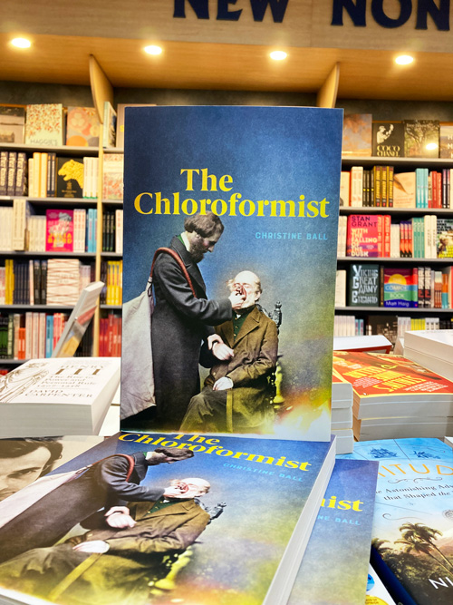 the chloroforms by christine ball
