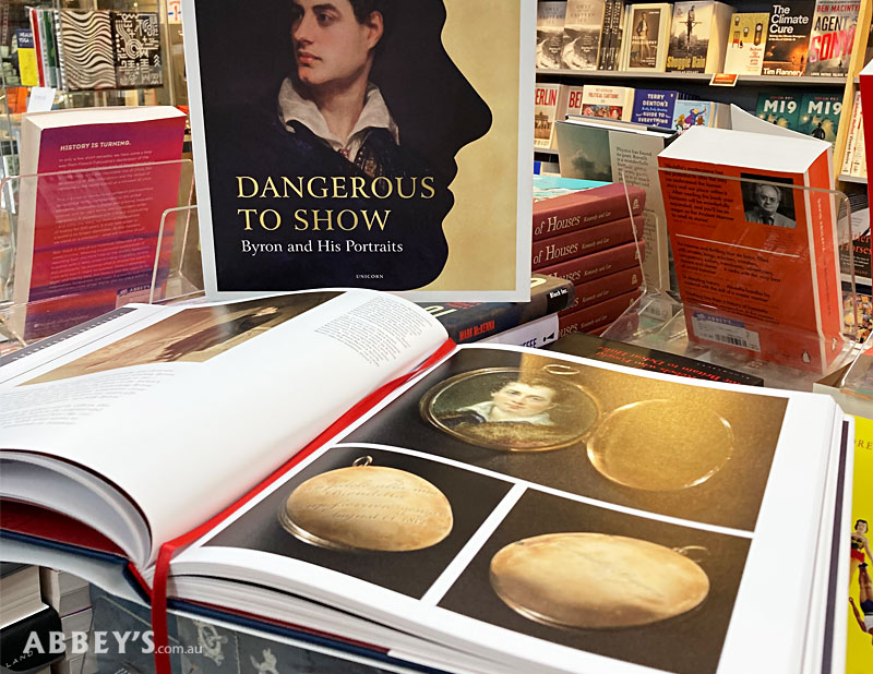 Dangerous to Show Byron and his Portraits