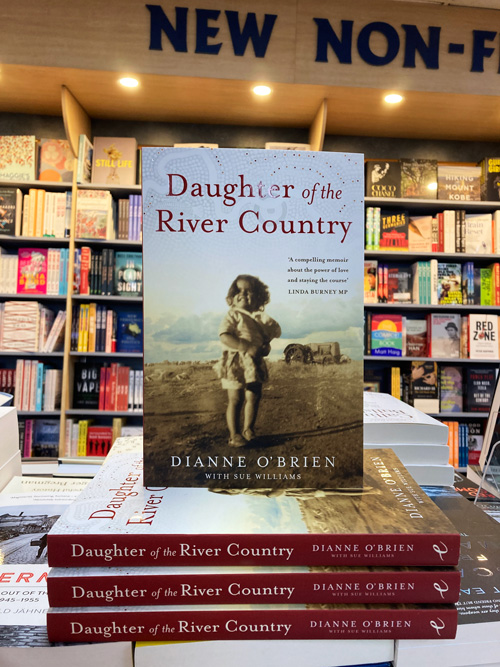 daughter of the river country by Dianne Obrien