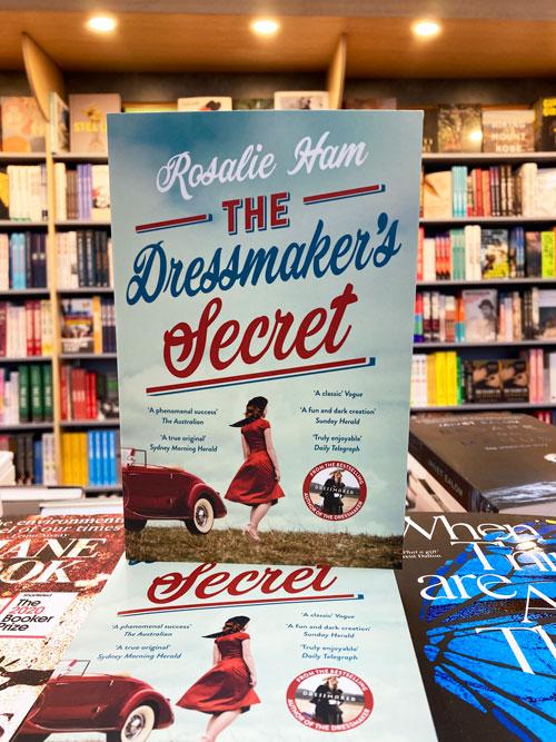 the dressmakers secret by rosalie ham