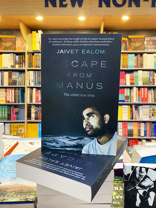 escape from manus by jaivet ealom