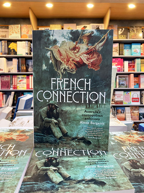 French Connection by Alexis Bergantz