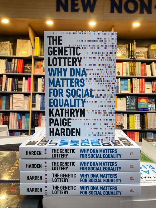 the genetic lottery why DNA Matters for social equality by Kathryn Paige Harden