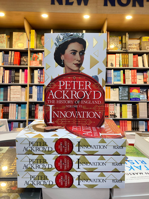 innovation a history of England VI by Peter Ackroyd