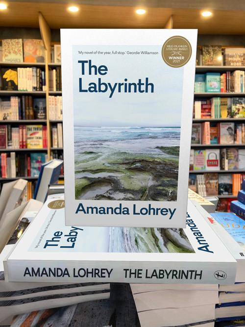 labyrinth by amanda lohrey