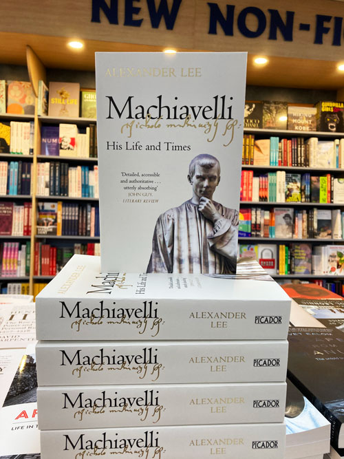 machiavelli his life and times by alexander lee