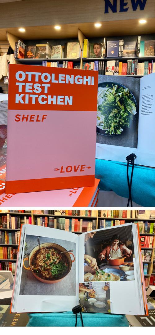 ottolenghi test kitchen shelf love by Yotam Ottolenghi and Noor Murad