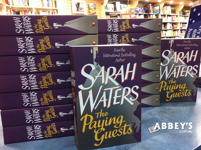 The Paying Guests by Sarah Waters at Abbey's Bookshop 131 York Street, Sydney