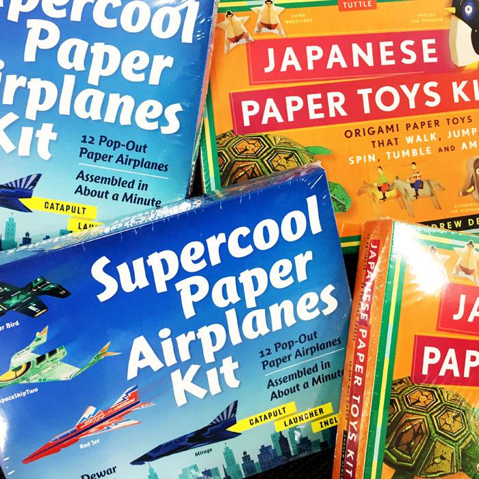 Japanese Paper Toys  at 131 York Street Sydney